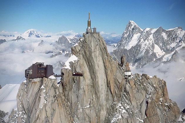 Mont Blanc Frames