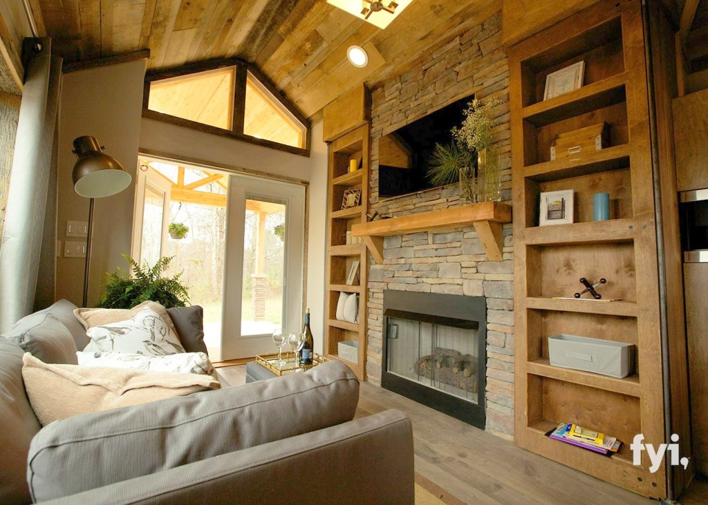 Tiny Home Is All Luxury Inside Beauty Of Planet Earth Part 2
