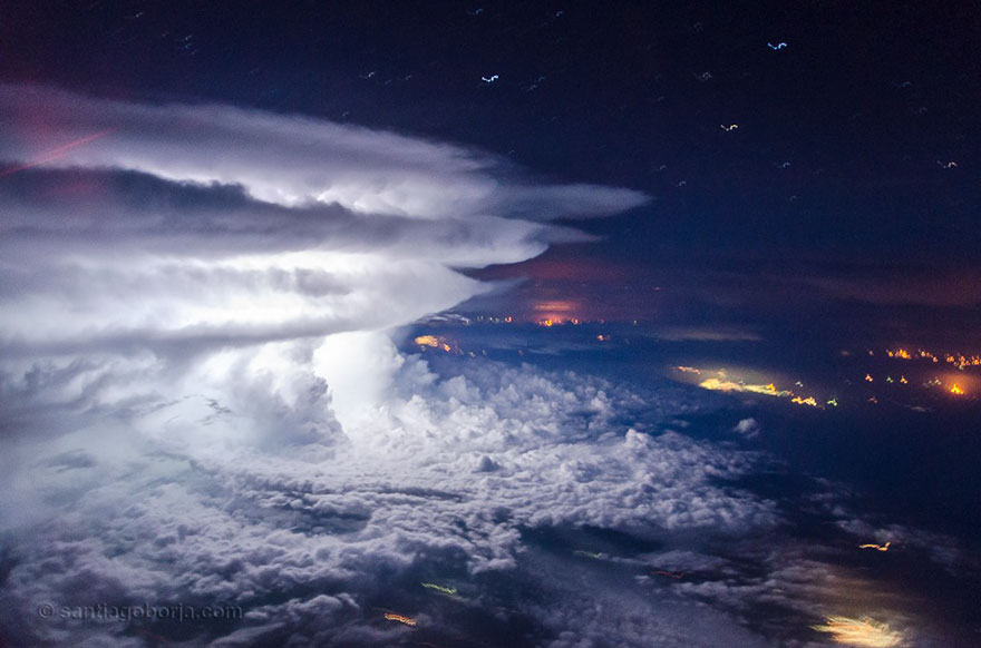 Pilot Takes Amazing Photos From His Cockpit, And They Will Take Your Breath Away. Amazing - Beauty of Planet Earth