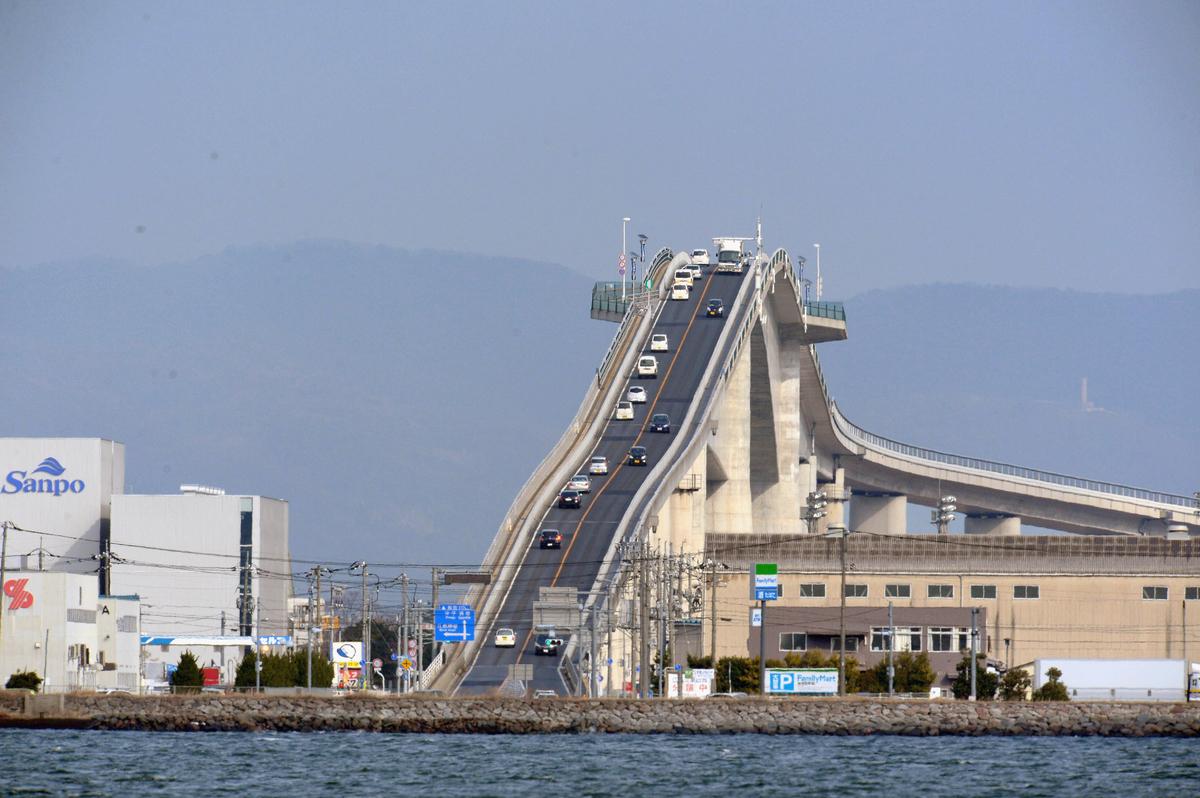 Αποτέλεσμα εικόνας για bridge ohashi